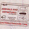 CD: Eastern Standard Time - Arrivals and Departures