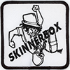 Embroidered Patch: Skinnerbox - Skanker