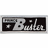 Embroidered Patch: Prince Buster - Logo