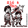 Vinyl Sticker: Sic & Mad - Revolution Kids