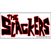 Vinyl Sticker: The Slackers - Slack Text
