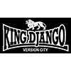 Vinyl Sticker: King Django - Lion Statant