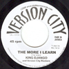 King Django/Gideon Blumenthal: The More I Learn/Tabernacle (7