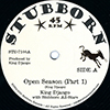 King Django & Stubborn All-Stars: Open Season Parts 1 & 2 - 15th Anniversary Edition (7