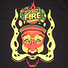 T-Shirt: Upsetter Fire Rescue Squad BENEFIT T-SHIRT