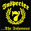 CD: Inspecter 7 - The Infamous - 2021 Limited Edition Digipack