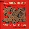 CD: That Ska Beat! Ska Never Stopped You Know!