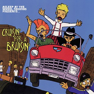 CD: VA - Cruisin' For A Bruisin'