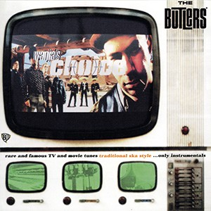 CD: The Butlers - Wanja's Choice  (German Import)