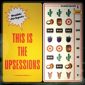 LP+CD: The Upsessions - This is the Upsessions
