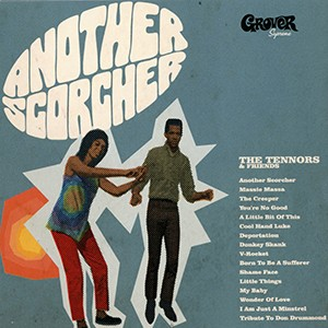 CD: The Tennors - Another Scorcher