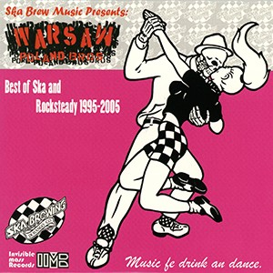 CD: Warsaw Poland Bros - Best of Ska and Rocksteady 1995-2005