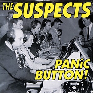 CD: The Suspects - Panic Button