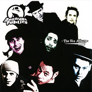 CD: Desorden Publico - The Ska Album