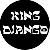 "1"" Pin: King Django - ""Kosher"""