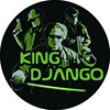 "1"" Pin: King Django - Reason"