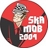 "1"" Pin: Ska Mob 2004 - Tour"