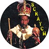 "1"" Pin: Lee ""Scratch"" Perry - King Scratch"