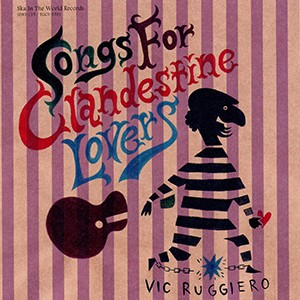CD (Japanese Import): Vic Ruggiero - Songs for Clandestine Lovers