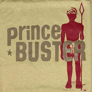 "T-Shirt: Prince Buster ""Maroon Warrior"""