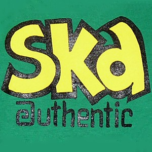 T-Shirt: Ska Authentic