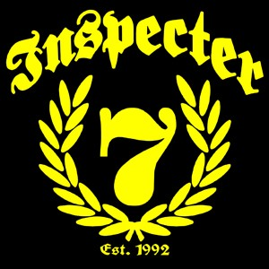 T-Shirt: Inspecter 7 - Laurel Wreath